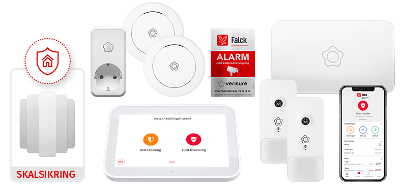 Falck Alarms GSM-alarm